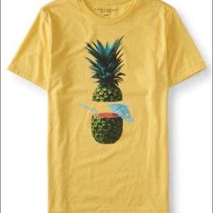 {AEROPOSTALE} Pineapple Graphic Tee